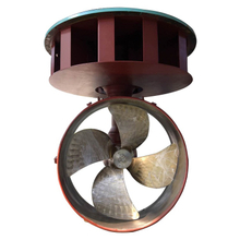 Well Installation Azimuth Thruster / Rudder Propeller