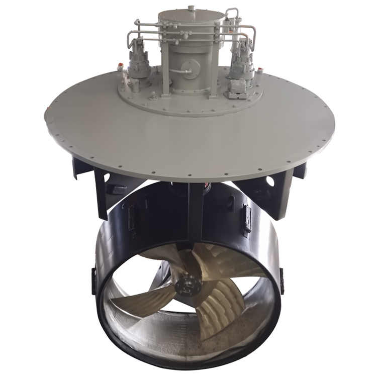 Upper Gearbox For Rudder Propeller